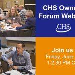 CHS Owners Forum Webinar